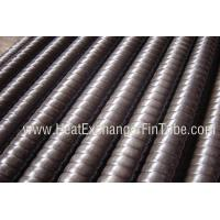 Cheap SMLS Carbon Steel Corrugated Slot Heat Exchanger Low Fin Tube A106 / A179 / A192 / A210 for sale