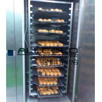 1 Trolley Baked Food Fast Cooling Equipment / Air Cooling Steam Food Vacuum Cooler Freezer Manufactures