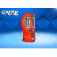 Coin Operated Claw Crane Vending Game Machine For Rental Shop / Supermarket Manufactures