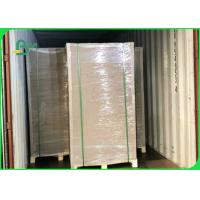 1.2mm 1.6mm 700 * 1000mm In Sheet Gray Carton For Packages Boxes Manufactures