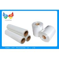 Electrostatic Treatment OPS Shrink Film , Heat Shrink Wrap Roll 1000-5000 Mm Length