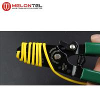 Comfortable Hand Copper Wire Tools MT 8916 Cold Rolled Steel Safety Button Manufactures