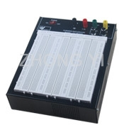 ABS Body 2420 Tie-Point Breadboard With Built In Power Supply Multi - Output Manufactures