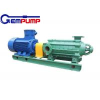ISO9001 D 155-30 Multistage High Pressure Pumps 1480 r/min Speed Manufactures
