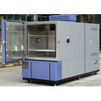 Intelligent Temperature Humidity Test Chamber , High Reliability 225L Single Door ESS Chamber Manufactures