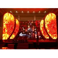 Buy cheap Advertising Stage LED Screens Indoor HD Video Wall 3mm Pixels High Brightness from wholesalers