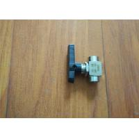 Polyurethane Sprayer Replacement Parts 2 Way Ball Valve Ce Certificated Manufactures