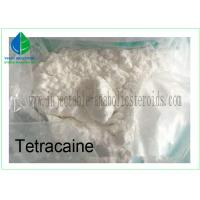 99% Purity Tetracaine Powder for Natural Pain Killers CAS 94-24-6 Manufactures