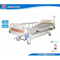Luxurious Detatchable foldable hospital bed for disabled , Electric medical beds for home Manufactures