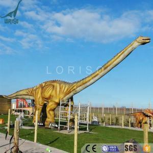 Life-like Jurassic Park Giant Dinosaur Diplodocus models Manufactures