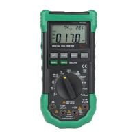 China MS8229 Digital Multimeter 5 in 1 Noise Illumination Temperature Humidity Tester Diagnostic-tool Auto Range LCD Backlight on sale