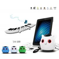 China Support 32G micro SD card MP3 audio decoding,special design,with FM Radio Bluetooth Speakers. on sale