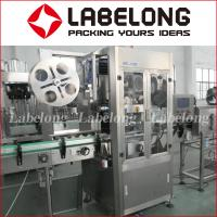 Single Side Self-Adhesive Labeling Machines For PET Bottles Manufactures