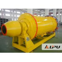 Durable Horizontal Mining Ball Mill For Mineral Ore Beneficiation Plant