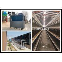 Eco Friendly Central Air Conditioner Heat Pump Single Cooling / Cold Manufactures