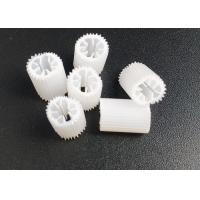 MBBR Bio Media Heavy Size 5*10mm White Virgin HIPS Material Plastic Biocell For  treatemt Manufactures