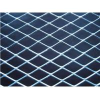 Stainless steel expanded metal mesh High Strength expanded metal grating Manufactures