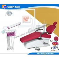 Luxury Dental Unit with LCD Display Instrument Tray And Panorama Film Viewer Manufactures