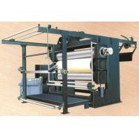 Multi Functional calender Textile Finishing Machines three roll vertical air cooled