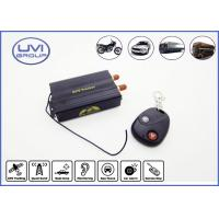 VT103B GSM / GPRS 850 / 900 / 1800 / 1900Mhz 159dBm Car GPS Trackers for Vehicle Fleet Manufactures