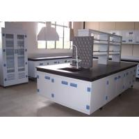 Polypropylene Full Structure Welded Lab Table Work Bench Lab Furniture Manufactures