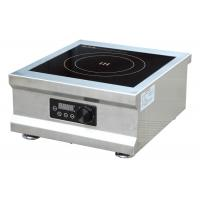 Cheap 5000W Energy Saving Commercial Induction Cooker Easy Operation 400x450x200mm for sale