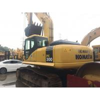New arrival second hand Komatsu 30 ton & 1.4m3 crawler hydraulic  PC300-7 excavator Manufactures