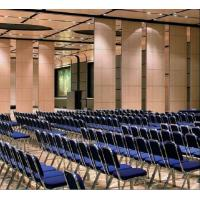 Interior Movable Sound Proof Folding Wooden Partition Wall For Function Room Manufactures