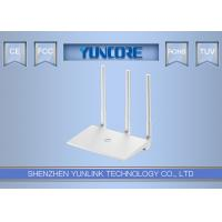 Desktop 11n Wireless Router With 3 5dBi MIMO Antenna 2T2R For Home Manufactures