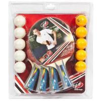 4 Player Table Tennis Gift Pack (260-10P) Manufactures