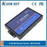 [USR-N540] 4 Serial Port RS232/RS485/RS422 to Ethernet Converter Manufactures