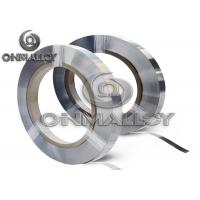 High Temperature Nickel Chromium Resistance Wire / Ribbon For Heating Industry Manufactures