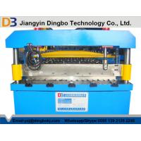 Warranty 2 Years Galvanized Aluminum Corrugated Steel Sheet Making Machine Manufactures