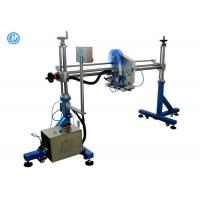Production Line Expanded Bottle Labeling Machine Gantry One Head Manufactures