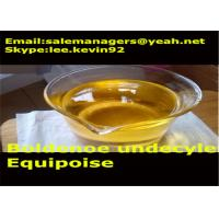Injectable Boldenone Steroids / Equipoise Boldenone Undecylenate CAS 13103-34-9 Manufactures