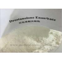 Building Muscle Raw Steroid Powders , Drostanolone Enanthate Cutting Cycle CAS 472-61-1