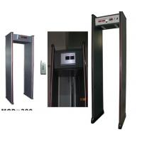 Cheap Personal Walkthrough Metal Detector Gun or Knife Airport Security Scanners for sale