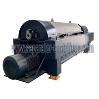 3 Phase Hemp Oil Extraction Decanter Centrifuges Manufactures