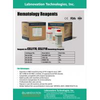 Reagents for HYCEL hematology analyzers