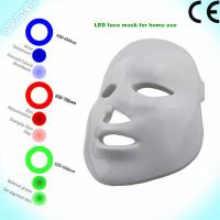 LED Beauty face mask with red/bule/green colors