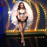 Attractive Fashion Model Personality Life Like Silicone Statue Manufactures