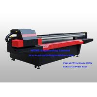 Ricoh GEN5 Print Head digital uv flatbed printer For Building & Decoration Manufactures