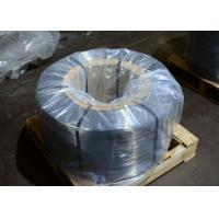 High Tensile Cold Drawn Steel Wire Rod , Bright round high carbon steel wire