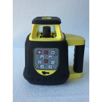 Rotaing Laser Instruments And Accessories Red / Green Beam With Slope Setting Manufactures