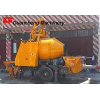Cheap Small Electric concrete mixer pump / concrete mixing pump / concrete mixer machine for sale