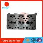 Kubota D750 cylinder head 15371-03040 16873-03042 16689-03049 B5000/B5200/B7100 Manufactures