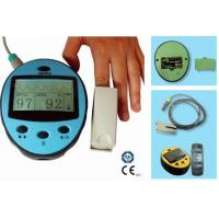 Buy cheap pulse oximeter ,small,light in weight and convenient in carrying,SpO2value from wholesalers