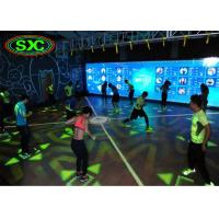 China High Class P8.928 LED Dance Floor Waterproof / Dance Floor Tile Screen Rent , 5000 Cd/Sqm led dance floor panels on sale