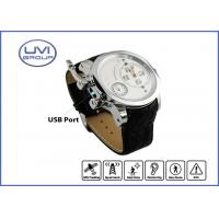 Quality PT202E GSM 850 / 900 / 1800 / 1900Mhz Personal GPS Watch Phone / GPS Wrist Watch for sale