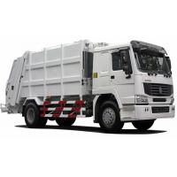 International Back Loader Garbage Truck / Compactor Garbage Collection Vehicles Manufactures